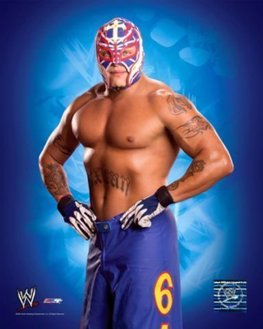 619 Rey Mysterio Batista
